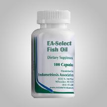 Ea select fish oil endometriosis association for Mayo clinic fish oil